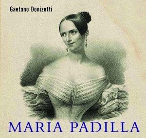 Albums - Maria Padilla CD